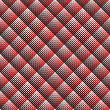 Ornement britannique de plaid Ligne mince diagonale abstraite Art Pattern Image stock