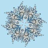 Ornement décoratif Photo stock