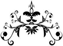 ornement décoratif Image stock