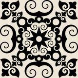 Ornement décoratif baroque Image stock