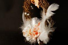 Ornement décoratif de fête de Pâques Photo stock