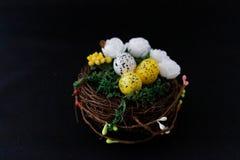 Ornement décoratif de fête de Pâques Photographie stock