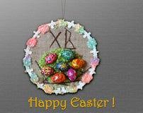 Ornement décoratif de Pâques Photo stock