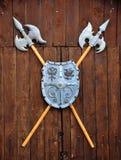 Ornement décoratif médiéval Image stock