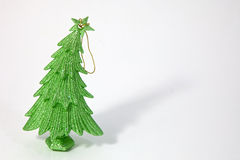 Ornement d'arbre de Noël Photos stock
