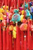 Ornement d'an neuf chinois Image libre de droits
