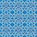 Ornement d'Ouzbékistan Photographie stock