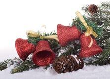Ornement de Bells de Noël Photo stock