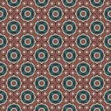Ornement de cercles Image stock
