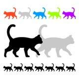 Ornement de chat Photo libre de droits