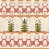 Ornement de mur illustration de vecteur