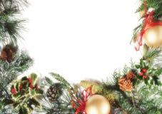 Ornement de Noël Photographie stock