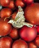 Ornement de Noël Photo stock