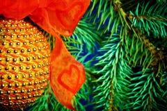 Ornement de Noël photo libre de droits