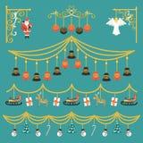 Ornement de Noël illustration libre de droits