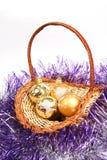 Ornement de Noël. Photo stock