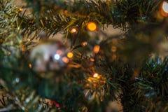 Ornement de Noël Images libres de droits