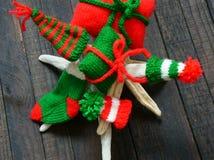Ornement de Noël, Noël, noel, vacances d'hiver Images libres de droits