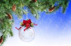 Ornement de Noël Image stock