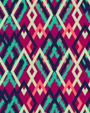 Ornement ethnique illustration de vecteur