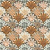 Ornement floral sans couture illustration libre de droits