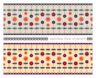 Ornement floral sans couture Photos stock