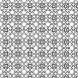 Ornement géométrique Image libre de droits