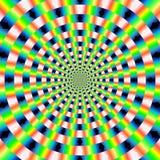 Ornement géométrique Images libres de droits