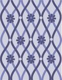 Ornement lilas Illustration de Vecteur