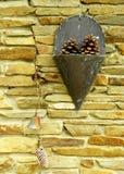 Ornement rustique de jardin Photographie stock libre de droits