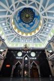 Ornements à la grande mosquée de Trenggalek photos stock