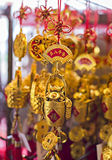 Ornements chinois d'an neuf image stock
