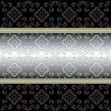 Ornements décoratifs eps10 de couleur de vecteur photographie stock