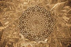 ornements d'oriental de mosquée de dôme de Boukhara photo libre de droits