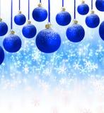 Ornements de Noël. photos stock
