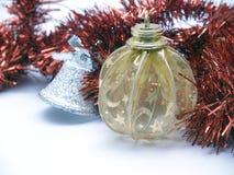 ornements de Noël Photos libres de droits
