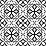 Ornements marocains de tuiles Photographie stock libre de droits