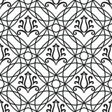 Ornements marocains de tuiles Photo stock