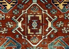 Ornements sans couture folkloriques roumains de modèle Broderie traditionnelle roumaine Conception ethnique de texture Conception Photo stock