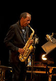 Ornette Coleman royalty free stock photos
