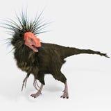 Ornitholestes (Dinosaurier) Stockbild