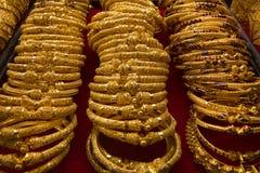 Oro árabe Imagenes de archivo