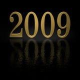 Oro 2009 Imagenes de archivo