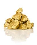 Oro Fotografia Stock Libera da Diritti