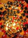 oro Foto de archivo libre de regalías