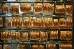 Oro Fotografía de archivo libre de regalías
