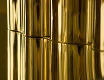 Oro Fotografia Stock