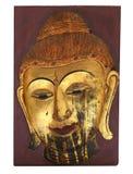 Oro Buda Imagen de archivo libre de regalías