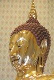Oro Buddha immagini stock libere da diritti