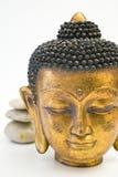 Oro Buddha Fotografia Stock Libera da Diritti